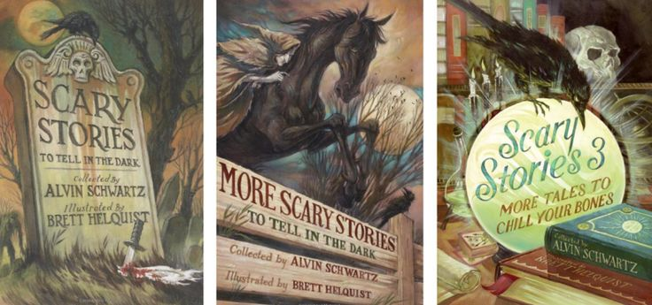 We all remember 'Scary Stories to Tell in the Dark' as one of the creepiest parts of our childhood. No matter how tough you think you are, there's at least one story from the books that's stuck with you. My personal favorite is 'Harold'.    Unfortunately, after the original printings between... - #Stories