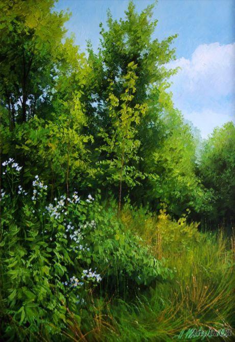 Шевчук Николай - На окраине леса