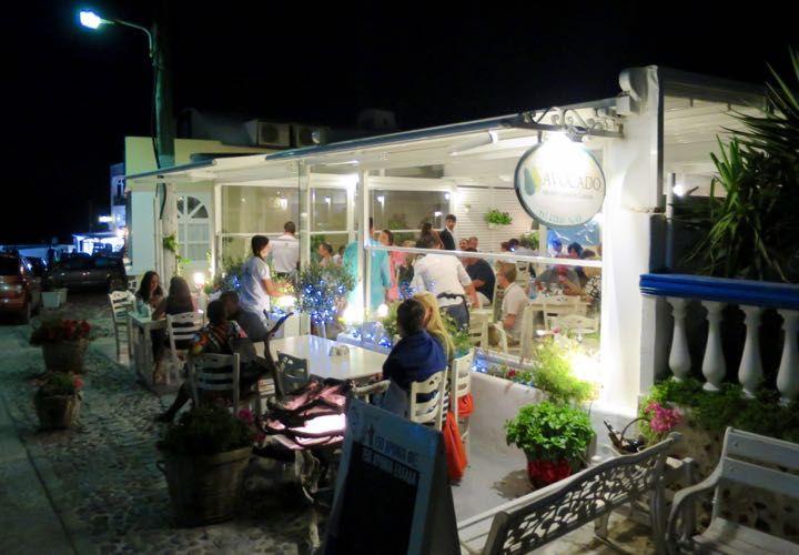 21 Best Restaurants in Santorini