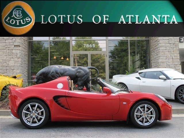 A 2005 Lotus Elise.. gorgeous.
