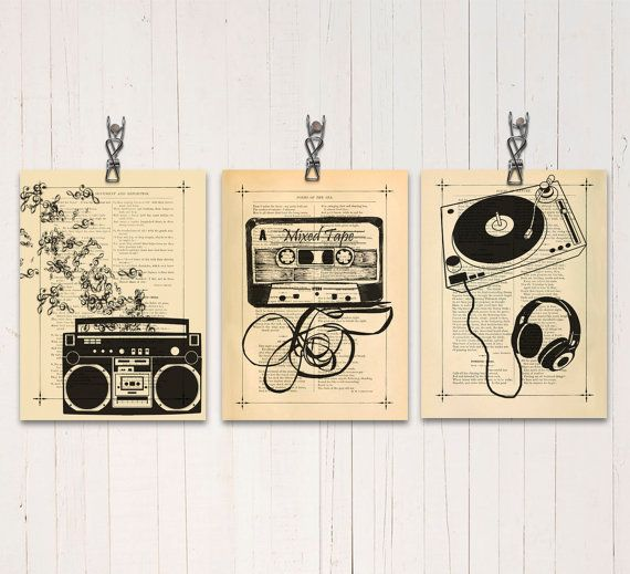 Hey, I found this really awesome Etsy listing at https://www.etsy.com/listing/180447758/80s-music-art-print-retro-art-boombox