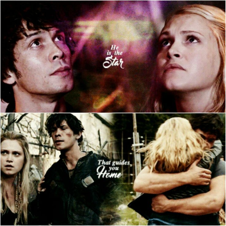 bellamy and clarke relationship with god