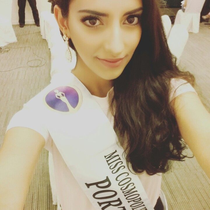 1st day at Miss Cosmopolitan World in Malaysia ♡