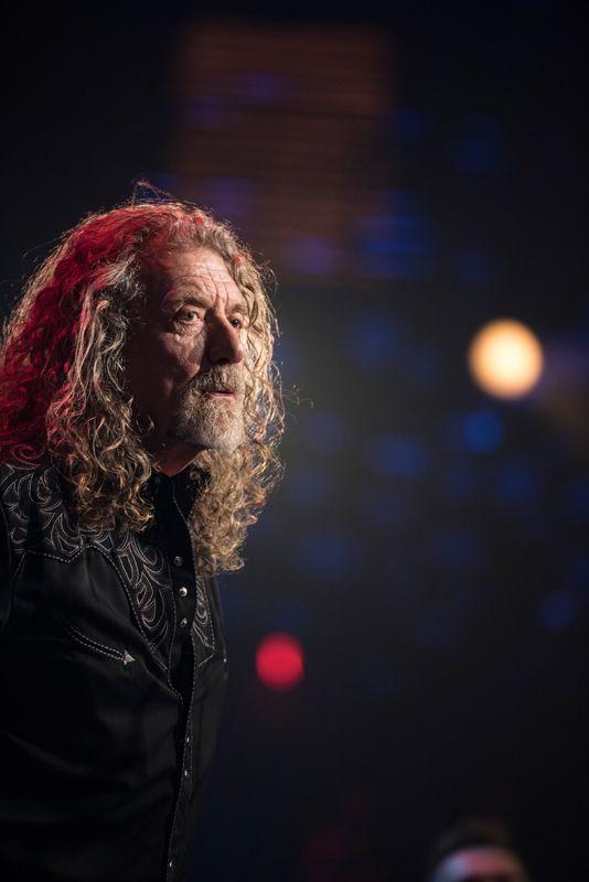 Robert Plant ©KLRU photo by Scott Newton
