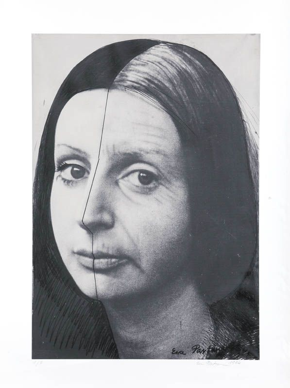 "Ewa Partum belongs to the first generation of the conceptual avant-garde in Poland in the 1960s and 1970s and is a pioneer of feminist art. She considered the ""possibilities of thought in painting to be exhausted"" and sought a ""new reality in art"". Partum was a pioneer in the development not only of conceptual art and feminist art, but also of body art and critical art. She created ""Presence/Absence"", the first installations in public space ever documented within Poland."