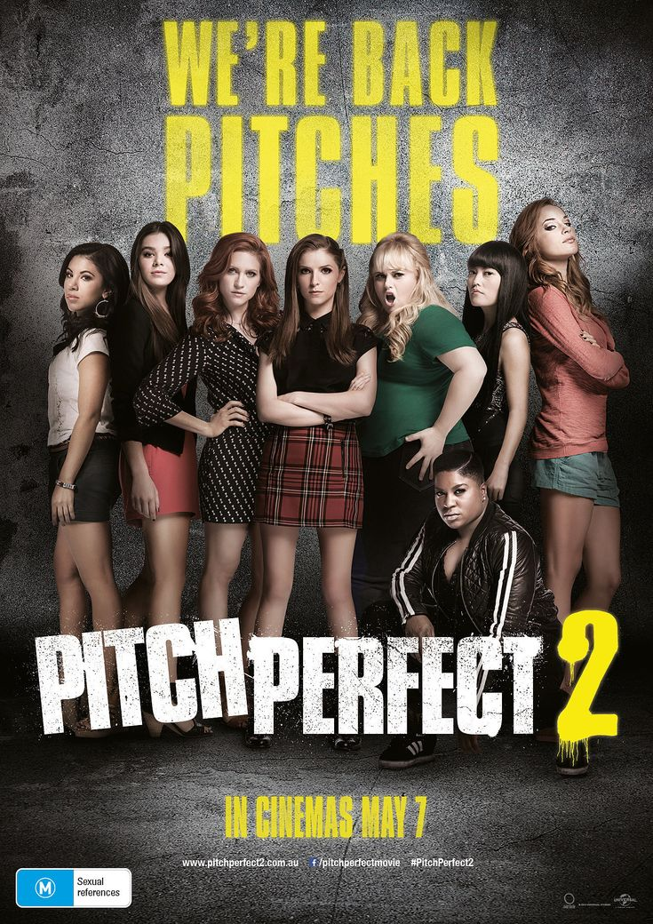 Em's World | Talking Through The Screen: Pitch Perfect 2 | Review