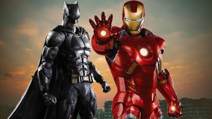 DC Is Finally Going To Do It — Iron Man vs Batman Coming ...