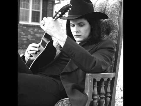 """Jack White -""""Wayfaring Stranger"""" This song is quality, Jack White mentions traveling frequently in this song. 'Wayfaring' actually means someone that travels on foot."""