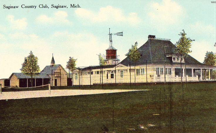 Vintage Michigan Postcards 1912 Bridgeport,Mich. postmark Published by John E. Ferris 12254 Item #B4447