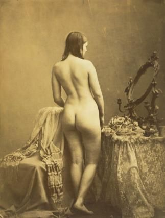 Victorian nude photographs of girls