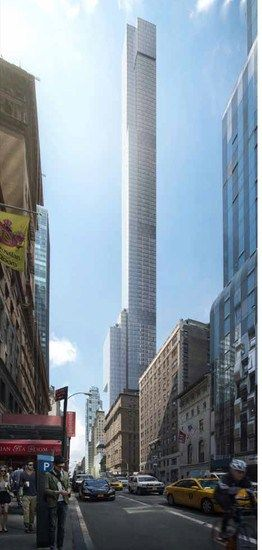 NEW YORK   225 W 57th St (Nordstrom tower)   1,424 FT   88 FLOORS   DEMO - Page 82 - SkyscraperPage Forum