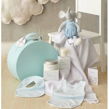 Dapper Darcy Baby Boy Gift Hamper | Friday's Child Baby Gifts | Australia