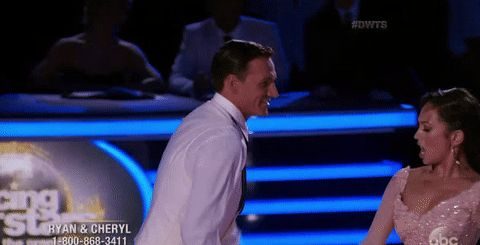 New trendy GIF/ Giphy. dancing dancing with the stars abc dwts ryan lochte. Let like/ repin/ follow @cutephonecases