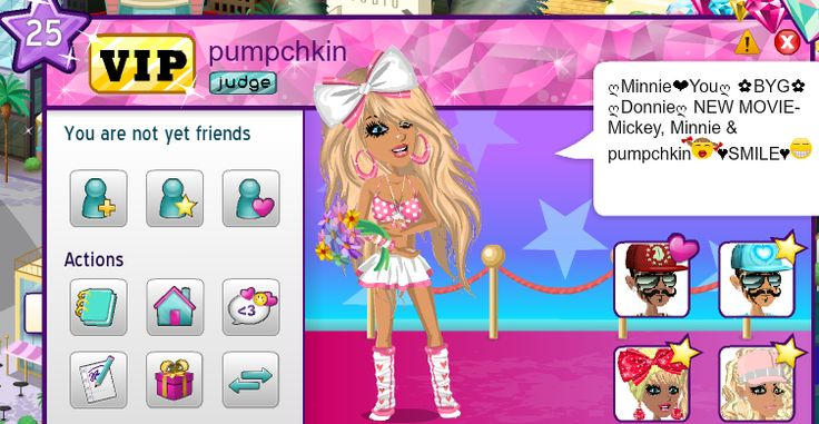 Non VIP  Moviestarplanet imges | Movie Star Planet Pumpchkin