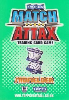 2010-11 Topps Premier League Match Attax #44 Alexander Hleb Back