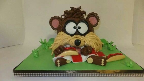 99 best images about Taz Cakes on Pinterest | Birthday ...