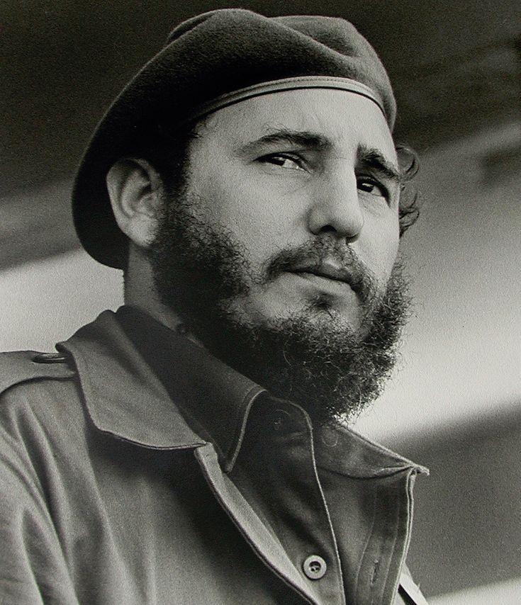 Fidel Castro, still living wow who knew he would outlive Hugo Chávez