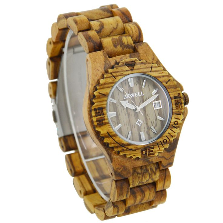 BEWELL Wood Watch for Men Waterproof Quartz Wooden Mens Watches Top Brand Luxury Clock Man Relojes Hombre Relogio Masculino 2016-in Quartz Watches from Watches on Aliexpress.com | Alibaba Group