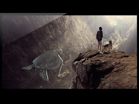 Photoshop Tutorial - Photo Manipulation - Fantasy Photo Manipulation - YouTube