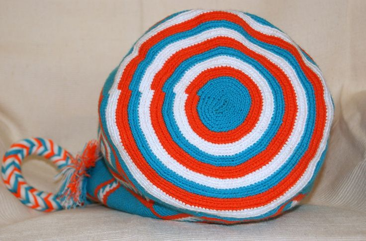 Wayuu Sun & Fun Bag Chalise - CaritoCaró