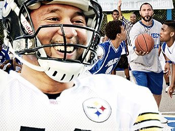There was a time when Charlie Batch couldn't bring himself to drive down West Street in Pittsburgh's Homestead neighborhood because of the pain that w...