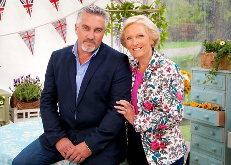Mary Berry and Paul Hollywood Could Reunite to Judge The Great American Baking Show  Food TV