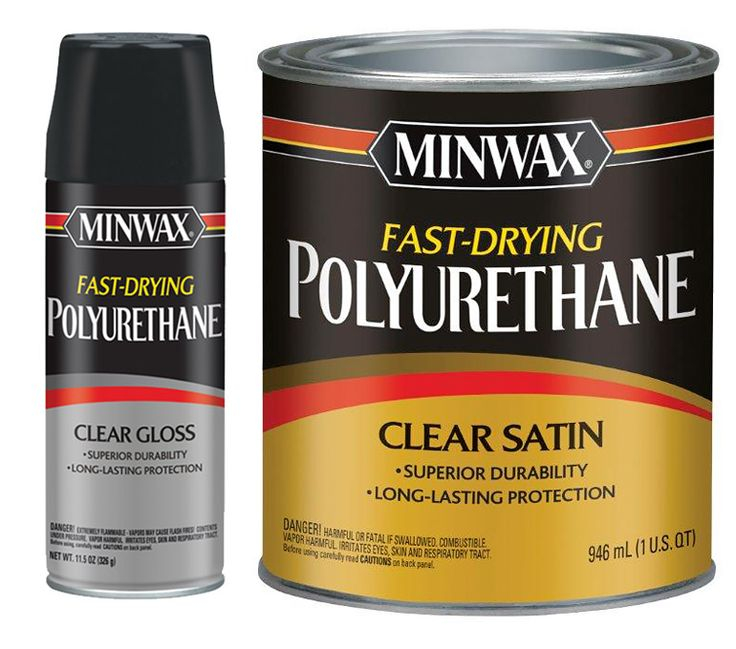 Minwax fast drying polyurethane for cornhole boards for Fast drying craft paint