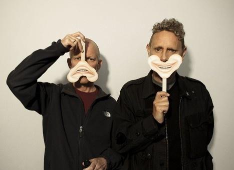 VCMG (Vince Clarke & Martin Gore)