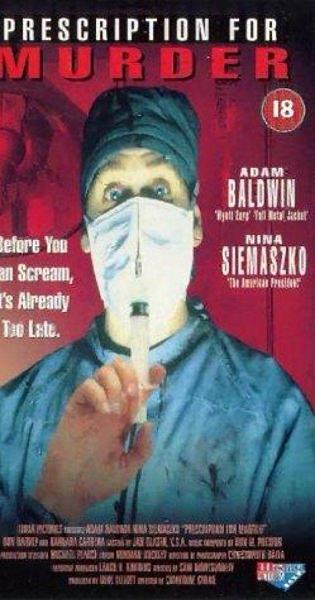 Sawbones Tv Movie 1995 Imdb Adam Baldwin In A Horror Movie I Have To See This Movie Tv Nina Siemaszko Horror Movies