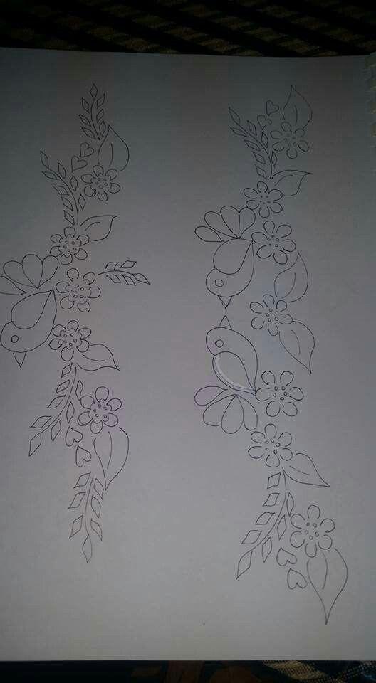 Dibujos para bordados