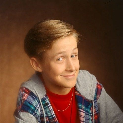 Proof that Ryan Gosling has always been a charmer.