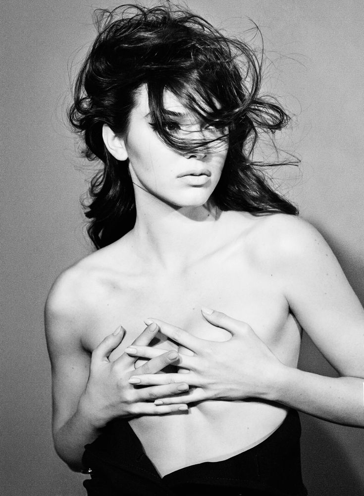 Kendall Jenner by Mikael Jansson for Interview Magazine June/July 2014