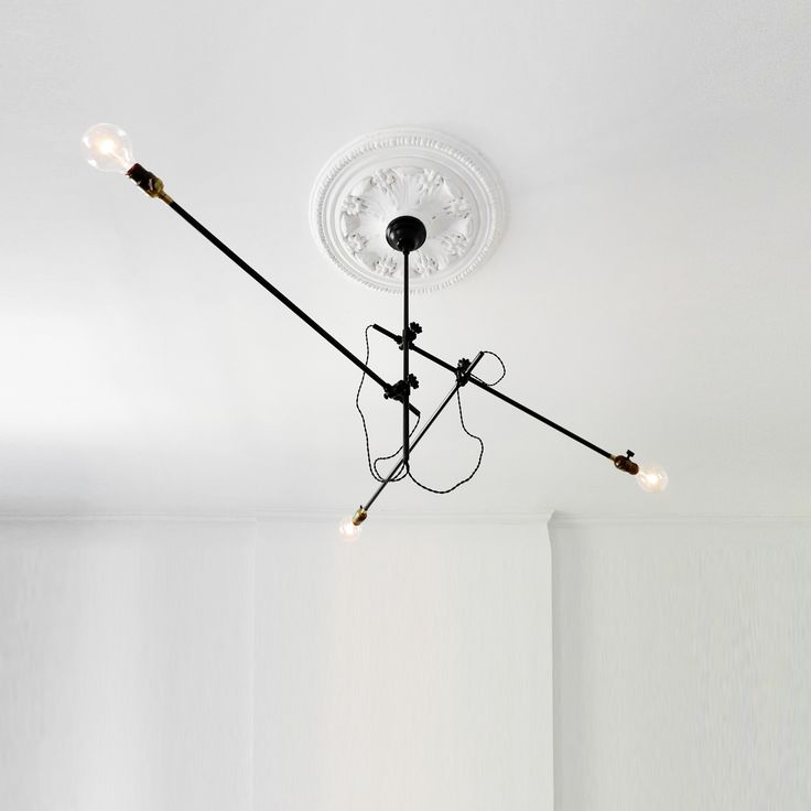 Industrial Chandelier by Workstead – Another Country