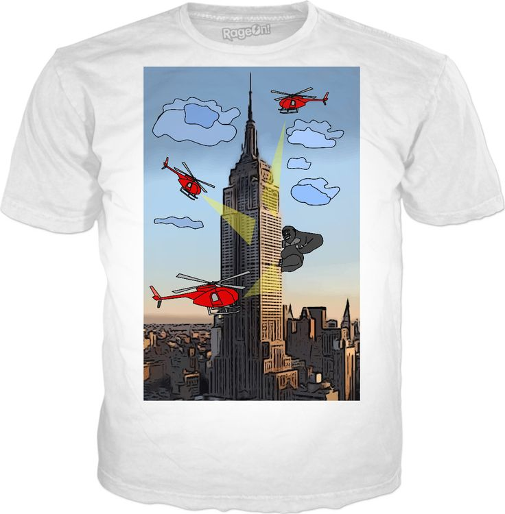 Check out my new product https://www.rageon.com/products/empire-state-7 on RageOn!