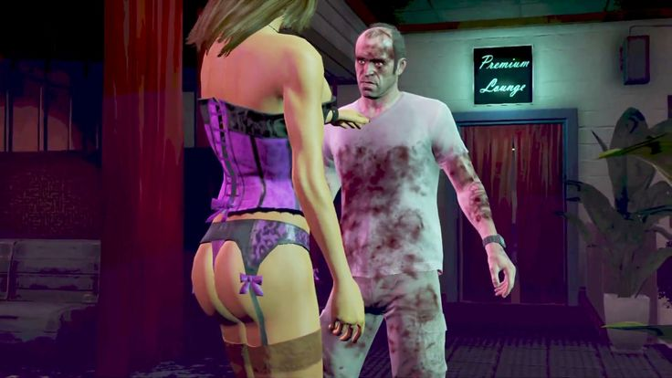 GTA 5 Mission: Let's Go Steal The Strip Club HD