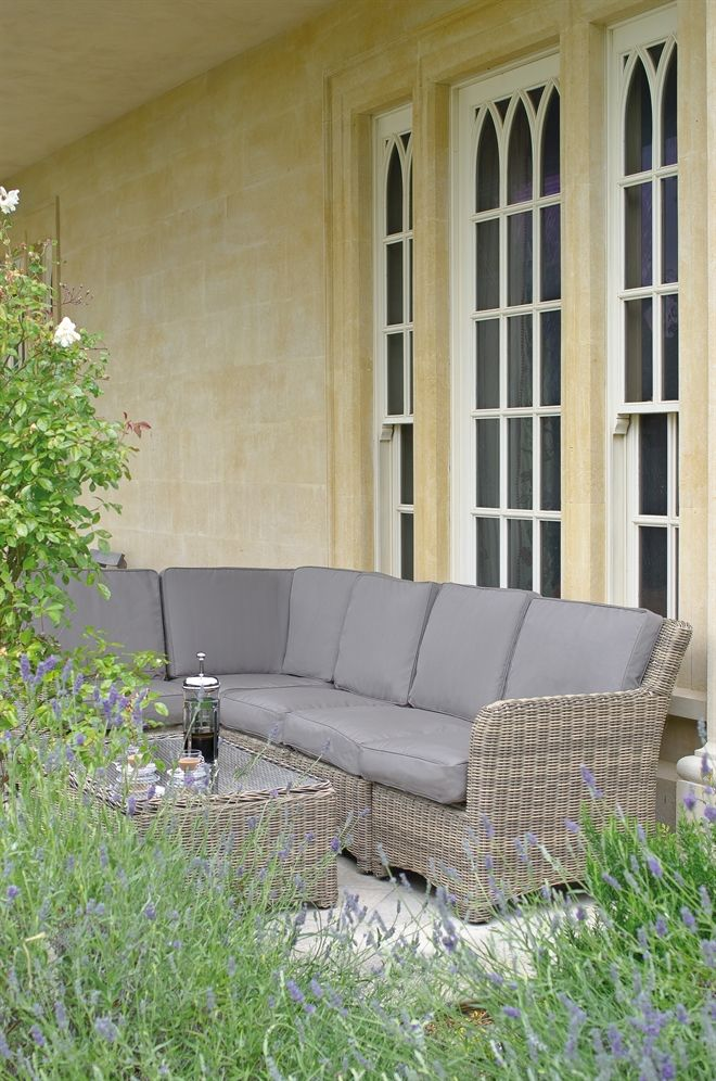 the murano range of modular garden furniture can give you complete flexibility create inviting sofas and corner combinations then add coffee table and