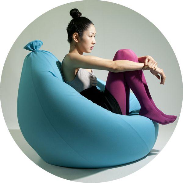 grand pouf Sitting Baloon, design Florence Jaffrain pour YOUNOW http://www.serendipity.fr/grand-pouf-Sitting-Baloon/14-2785/p