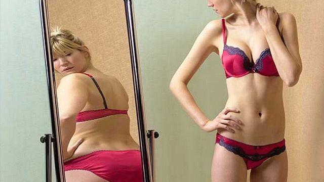 Als meisje neemt de vetmassa toe in de puberteit en hierdoor denken heel veel meisjes dat ze te dik zijn