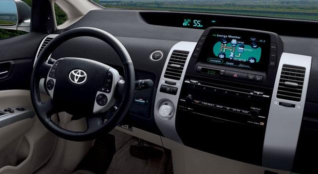 2008 Prius Interior Toyota Interiors Pinterest Interiors