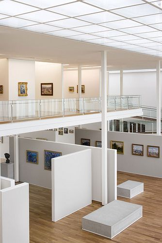 Musée d'Art Moderne André Malraux (MuMa), - Has the best collection of Impressionist paintings in France outside of Paris.  © MuMa Le Havre / Florian Kleinefenn