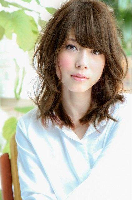 大人カジュアル☆ミディアム☆パーマ | JEANA HARBOR(ジーナハーバー)のヘアスタイル・髪型・ヘアカタログ - 楽天ビューティ