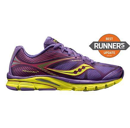 Womens Saucony Kinvara 4 Running Shoe - my new kicks!