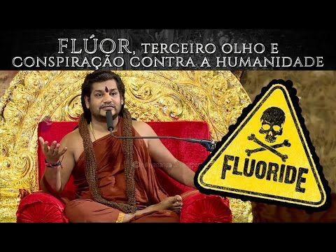 ESPAÇO HOLÍSTICO - TERAPIAS ENERGÉTICAS: Flúor, terceiro olho e a conspiração contra a huma...
