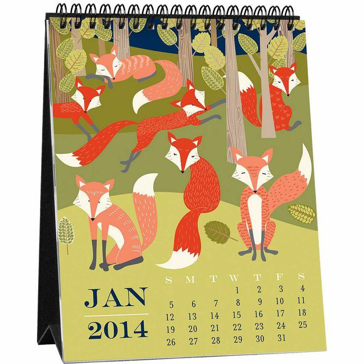 Art Easel Calendar : Images about beautiful calendars on pinterest desk