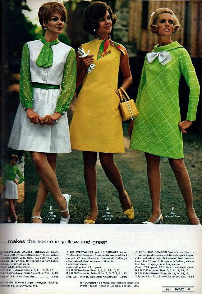 Montgomery Ward catalog spring/summer 1969
