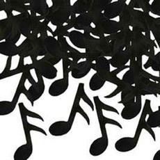 Confettis note musique