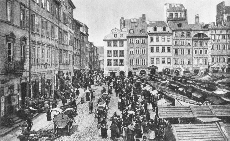 Old Town Market Place, XIX