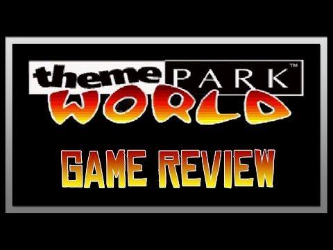 Theme Park world כן, טיפה מפוקסל חוץ מזה מעולה אם הסברים לכל האורך בדיבור מהיצור השחור Theme Park world - PS1 Review - YouTube