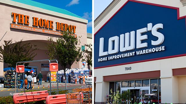 """This links to the Natural News article: """"Petitions launched to demand Home Depot and Lowe's pull cancer-causing glyphosate herbicide from store shelves."""" http://www.naturalnews.com/049973_Lowes_Home_Depot_glyphosate_petitions.html #Monsanto #cancer"""