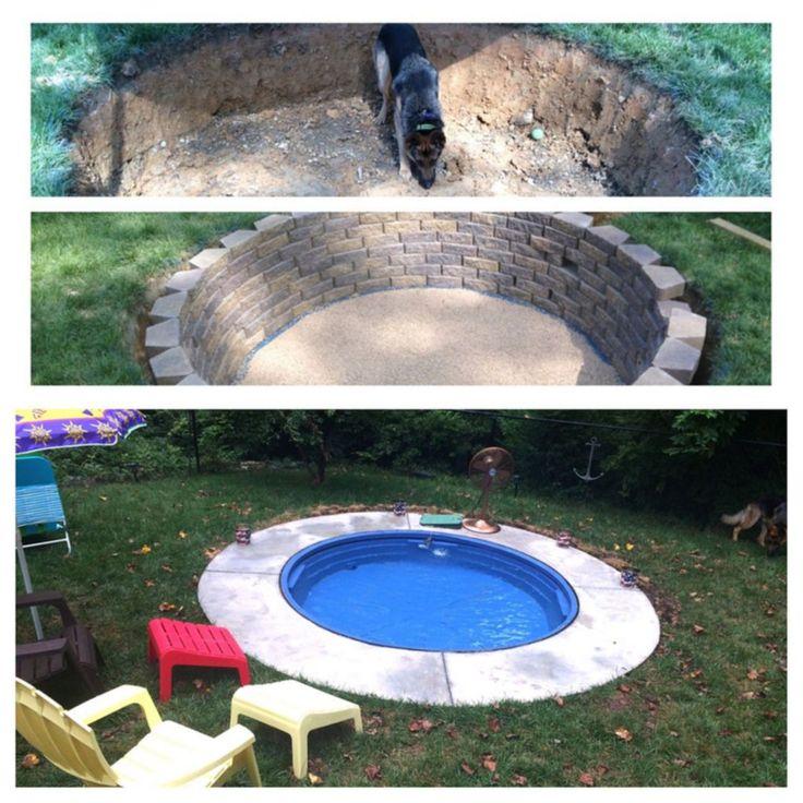 Gorgeous 8 Stock Tank Pool Ideas for Simple Pool – Hunde ♥️❤